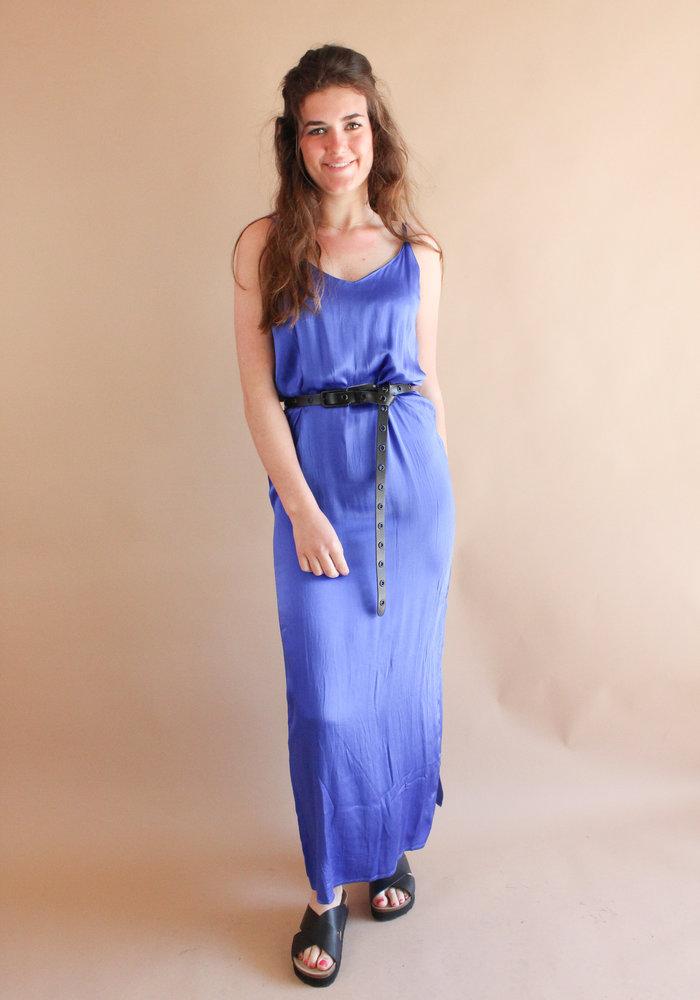 Freebird - Chrissy sleeveless maxi dress Blue