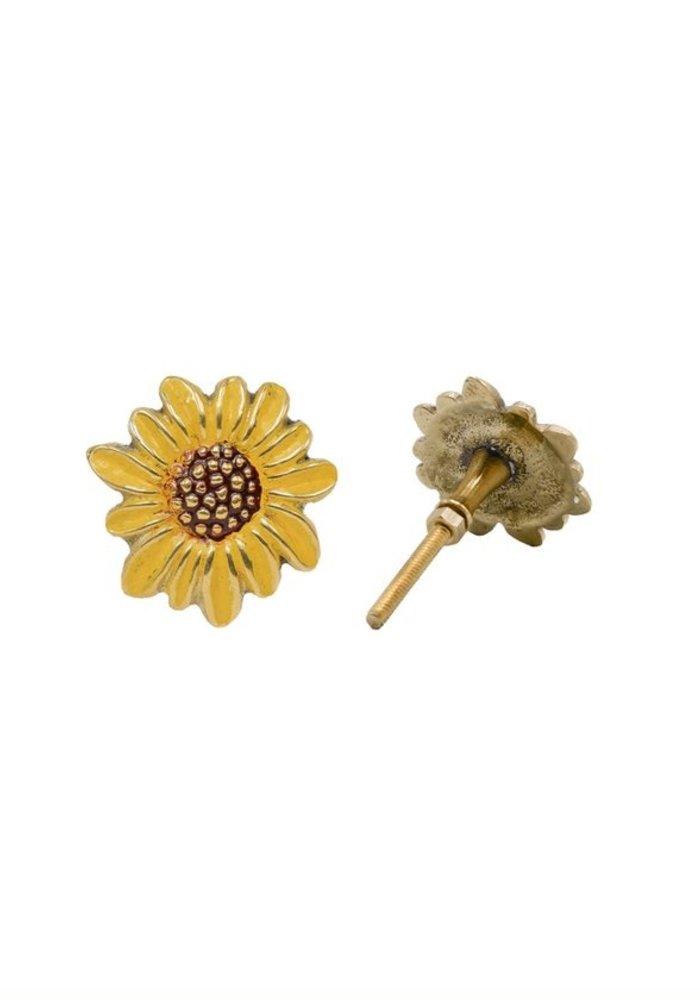 Doing Goods -Sunny Sunflower Knob