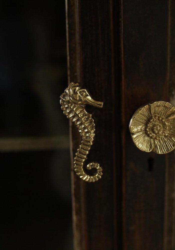 Doing Goods - Pippa Seahorse Knob Left