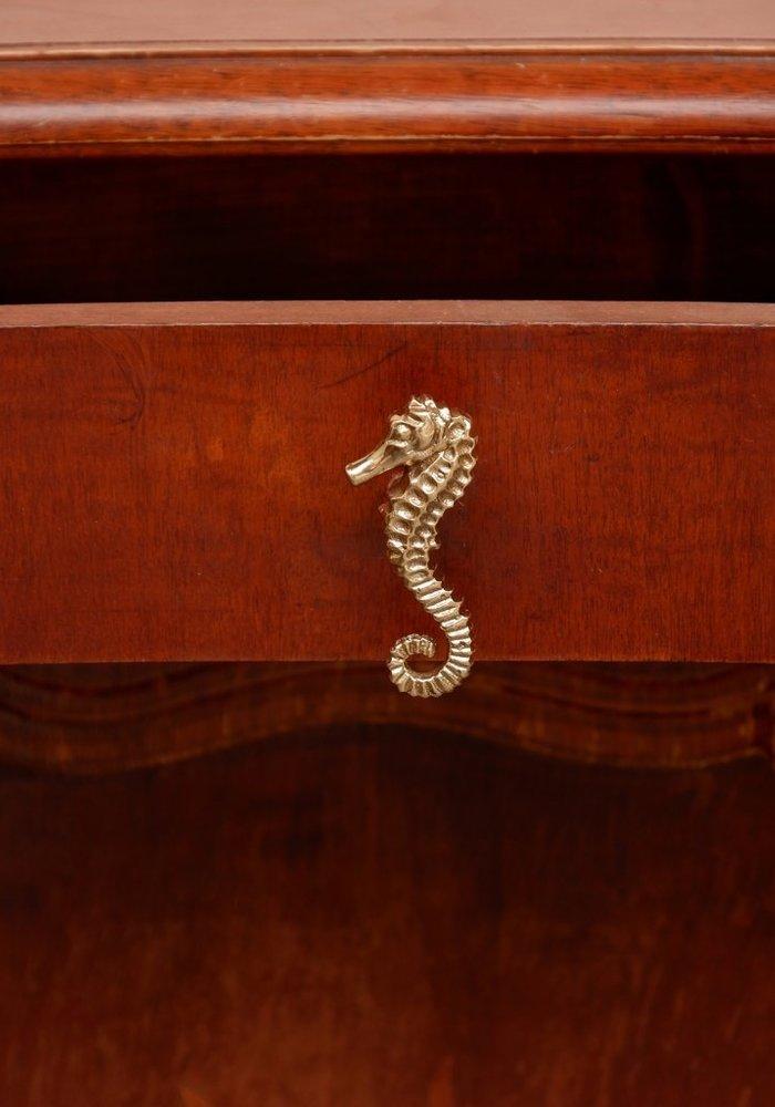 Doing Goods - Pippa Seahorse Knob Right