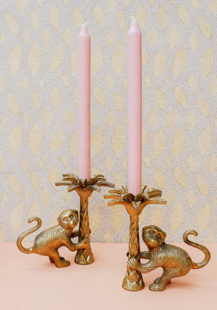 Doing Goods - Macy Monkey Candle Holder