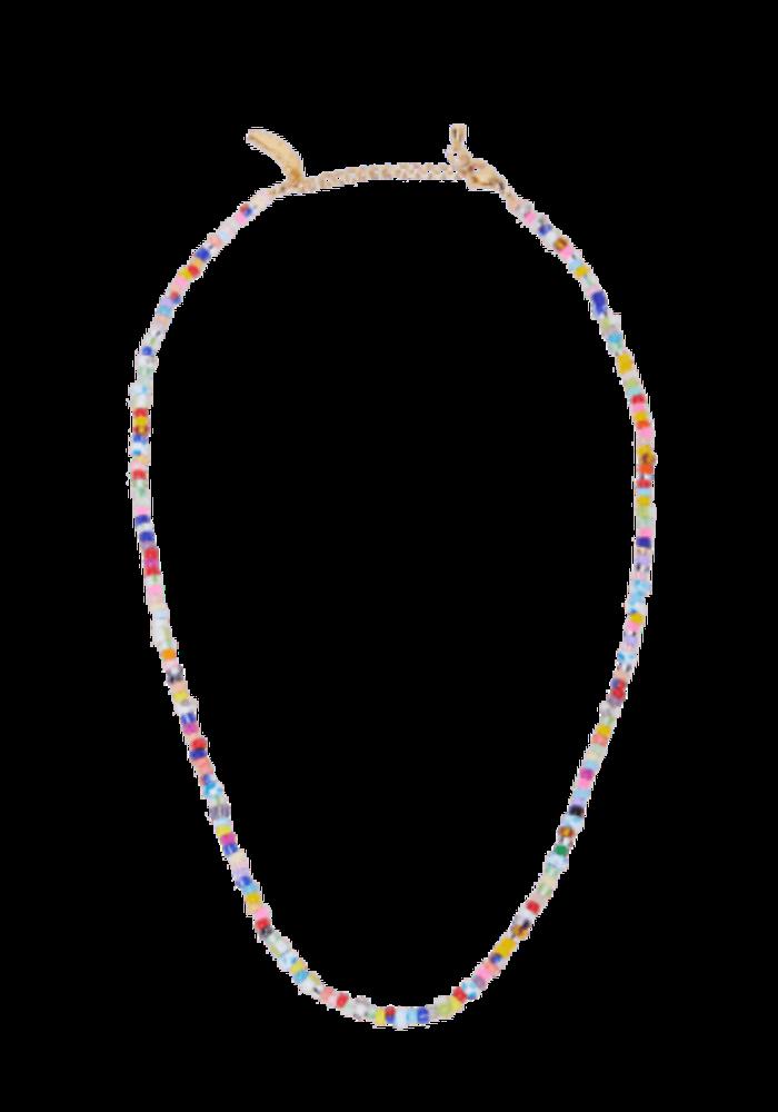 Le Veer - Long Disco Necklace