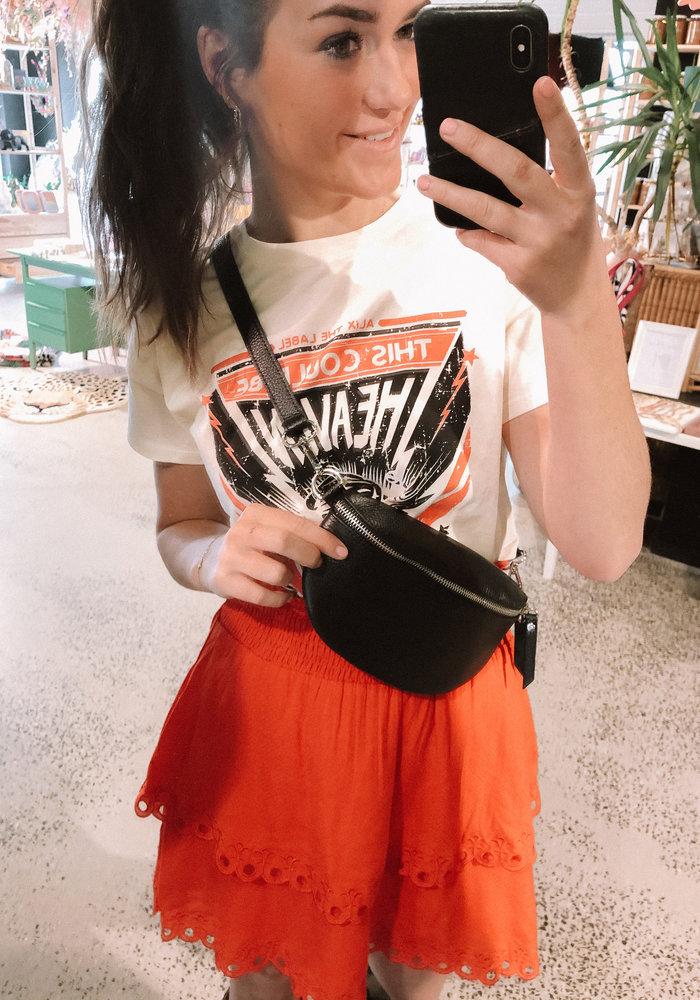 Elvy - Nicky Small Bag Black