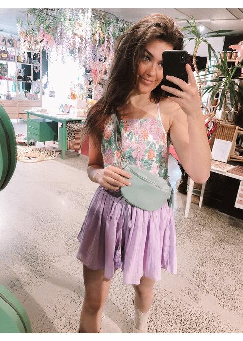 Elvy - Nicky Small Bag Lightgreen