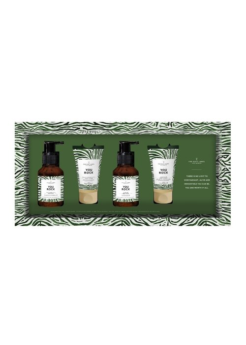 The Gift Label - Giftset -You Rock