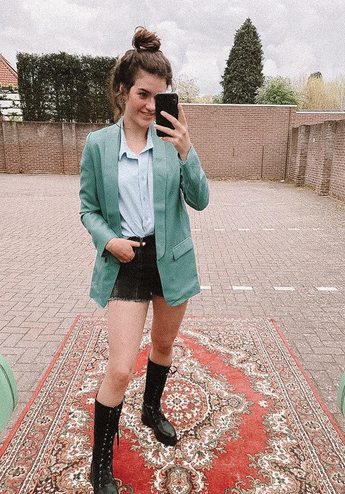 24colours - Jacket Mint