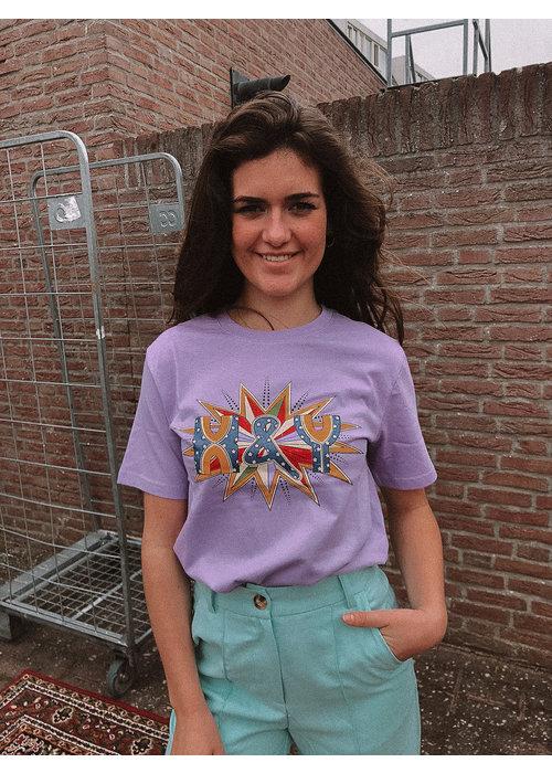 Harper & Yve Harper & Yve - H&Y Shirt Lilac