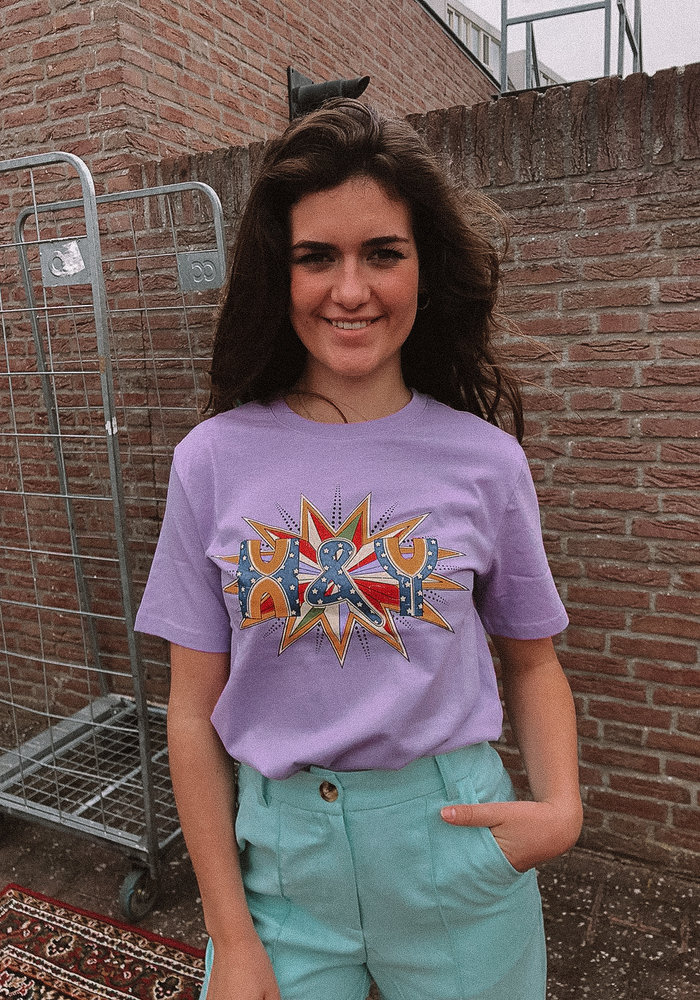 Harper & Yve - H&Y Shirt Lilac