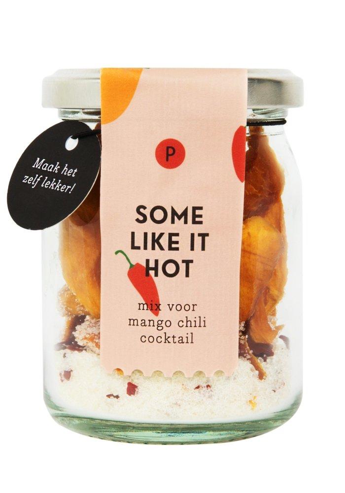 Pineut -  Mango Chili Cocktail - Some Like It Hot