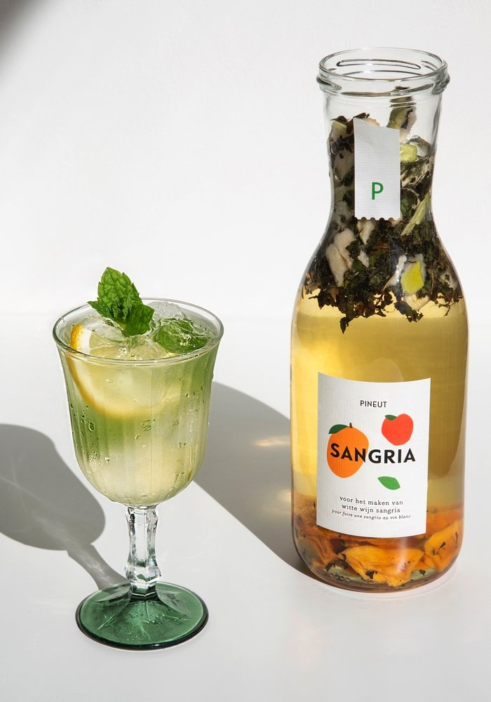 Pineut - Karaf Sangria Witte Wijn