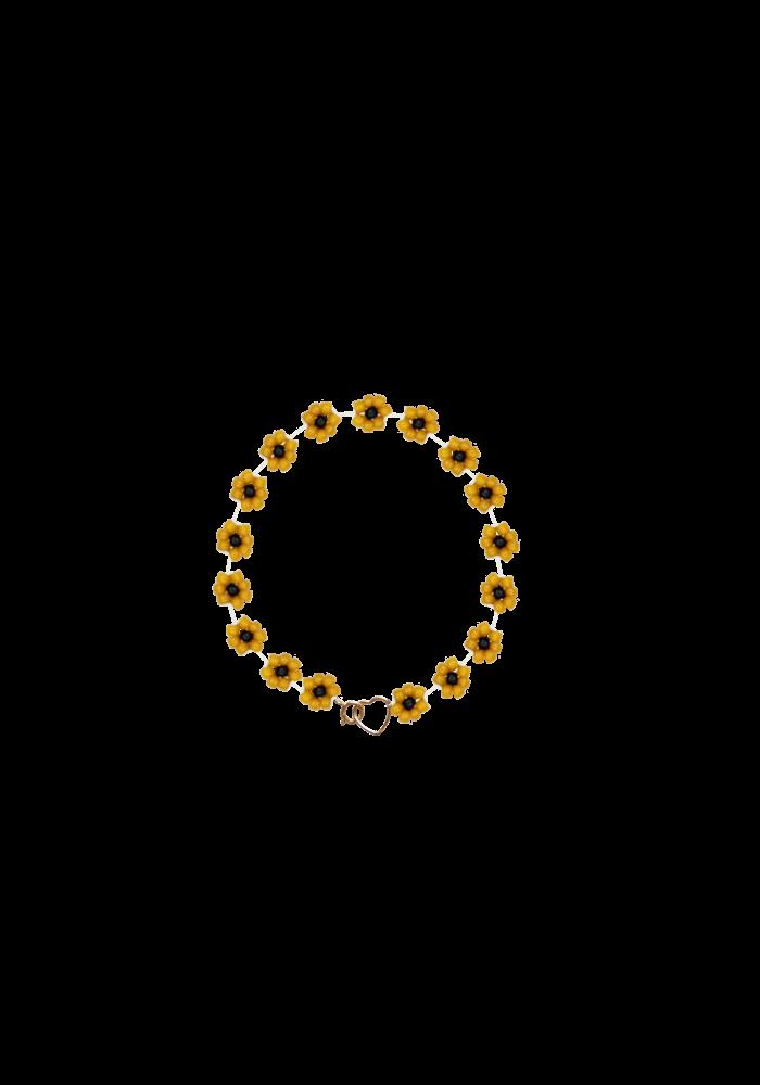 Atelier Labro - Fiori Bracelet Tuscan Orange
