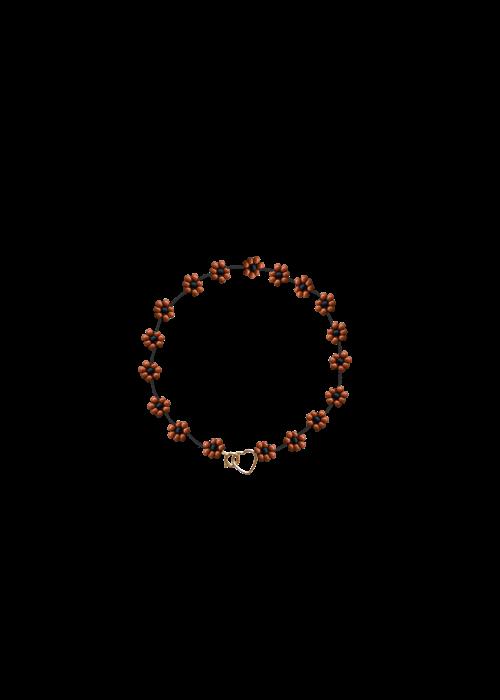 Atelier Labro Atelier Labro - Fiori Bracelet Terra
