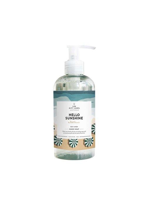 The Gift Label - Hand Soap 250ml -  Hello Sunshine