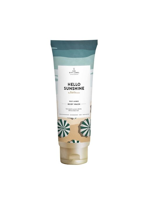 The Gift Label - Body Wash 150ml - Hello Sunshine