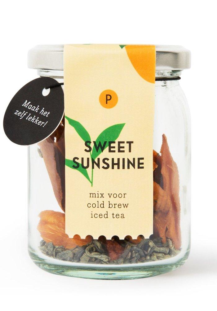 Pineut - Cold Brew Iced Tea - Sweet Sunshine