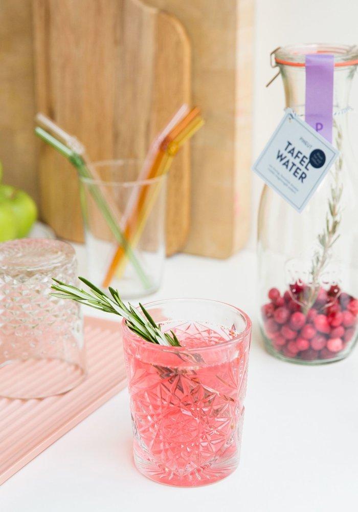 Pineut - Karaf - Tafelwater Kers Cranberry Rozemarijn