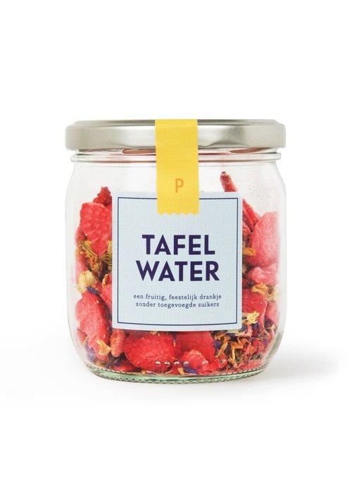 Pineut -  Tafelwater  Aardbei Jasmijn Korenbloem