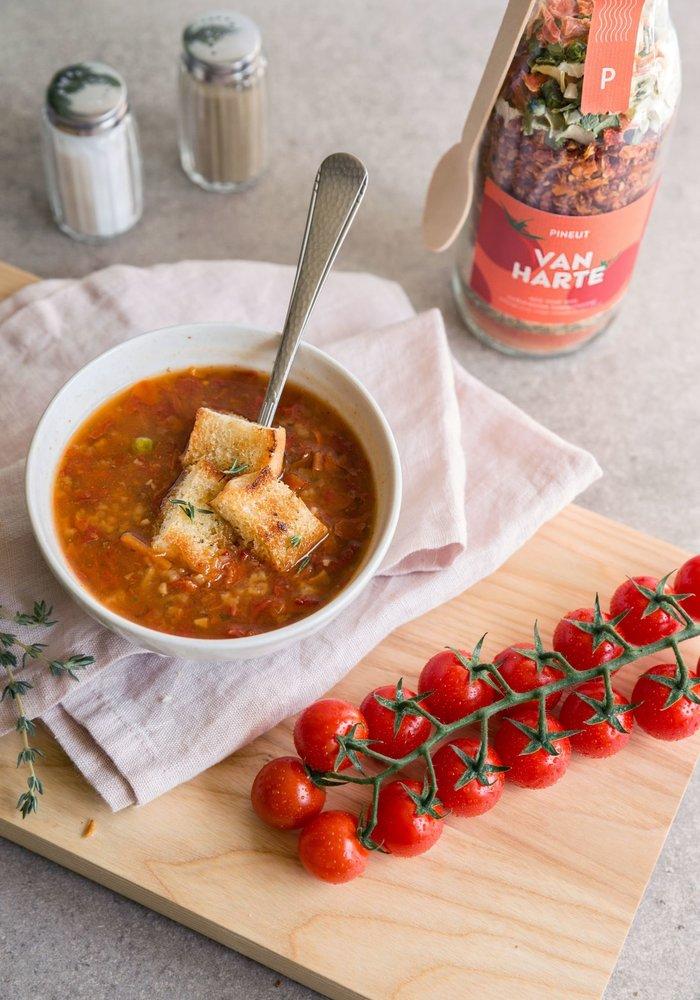 Pineut - Tomatensoep