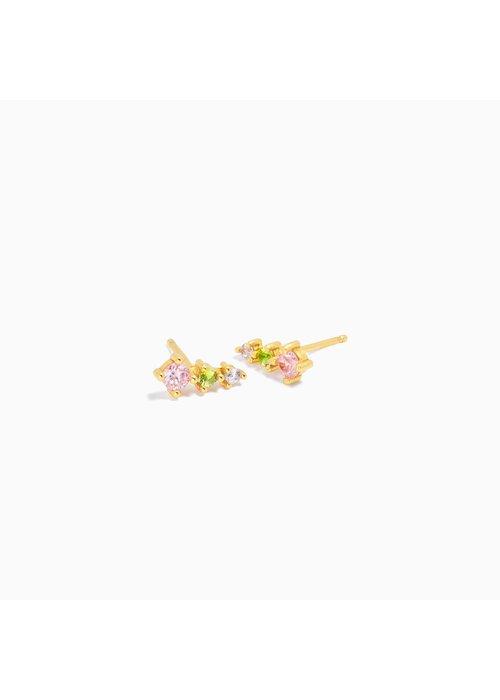 Eline Rosina Eline Rosina - Paradise Cone Earrings (per paar)
