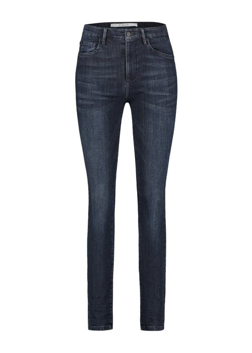 Homage Homage 008 - Skinny Jeans Dark Blue