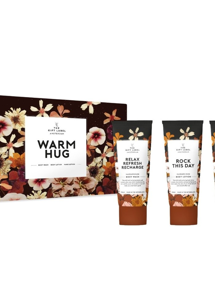 The Gift Label -Luxe Mailbox Set - Warm Hug