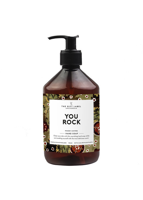 The Gift Label - Hand Soap Man - You Rock 500ml