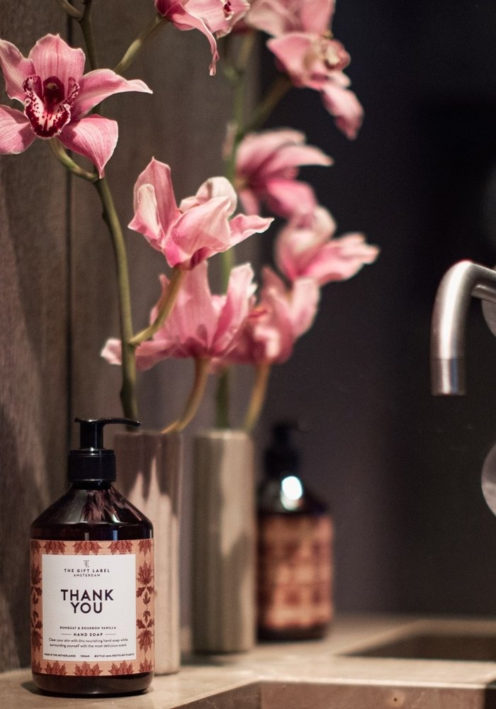 The Gift Label - Hand Soap - Thank You FW21