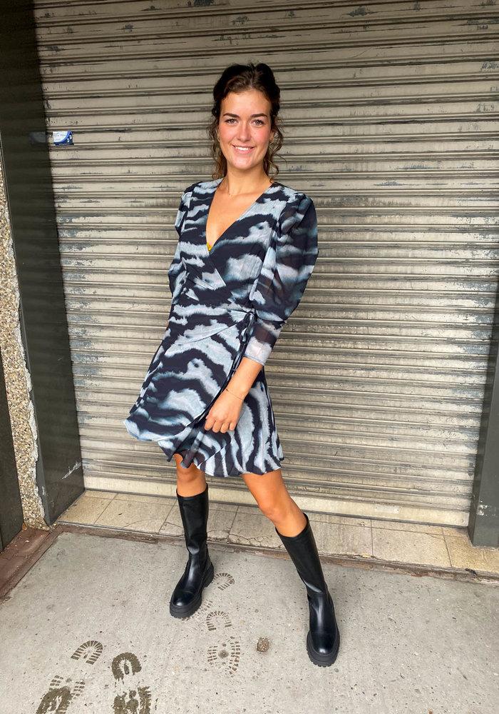 Freebird -  Omra Black Dress