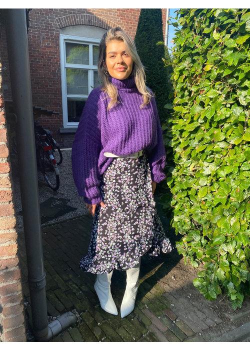 Freebird Freebird - Alina Black Skirt