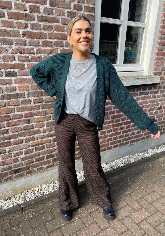 TilTil- Lima Pants Brown