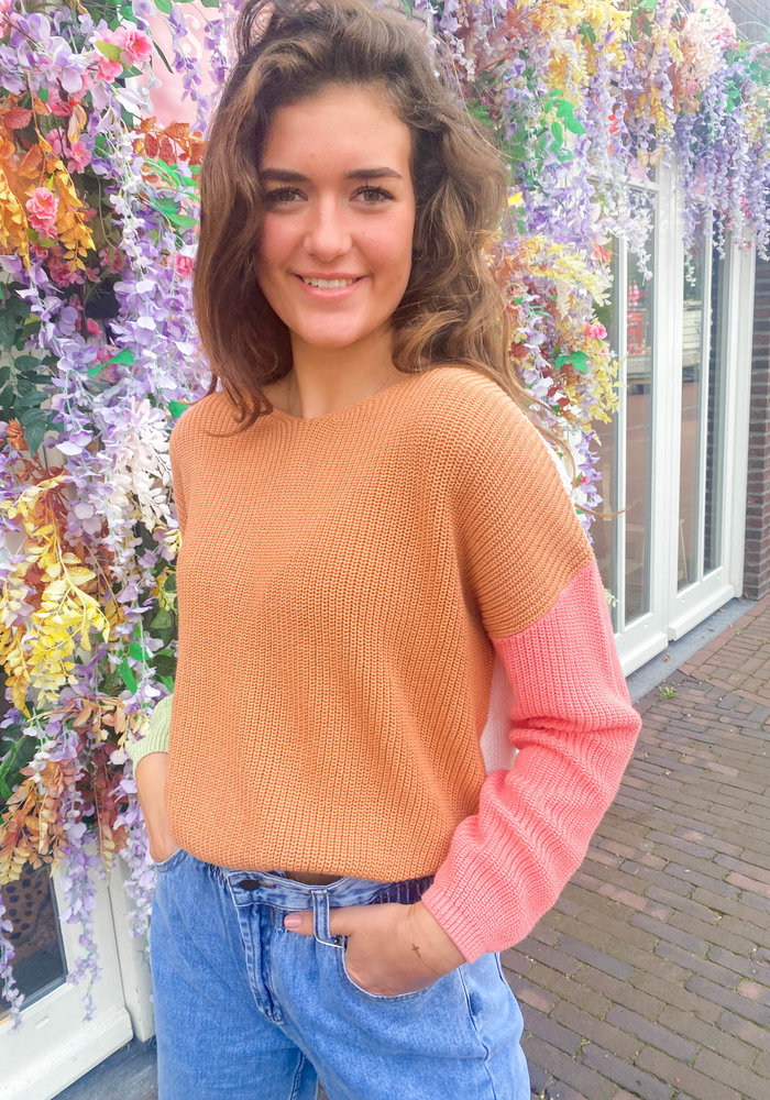 24Colours - Multicolour Sweater