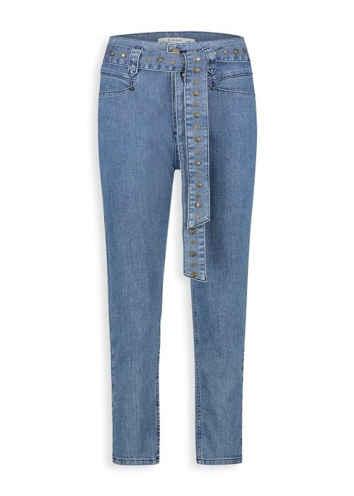 Homage Homage - Retro Inspired Jeans With Studs