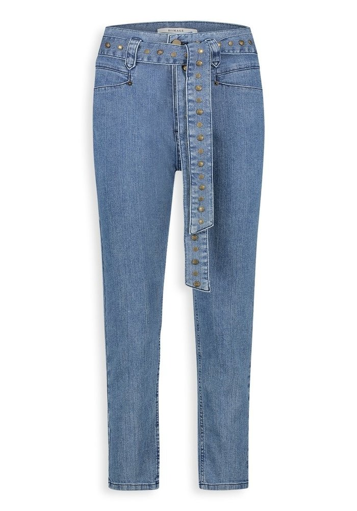 Homage - Retro Inspired Jeans With Studs