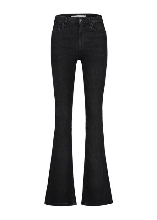 Homage Homage 005 - Flared Jeans Black Used