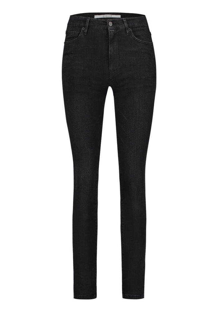 Homage 006 - Skinny Jeans Black Used