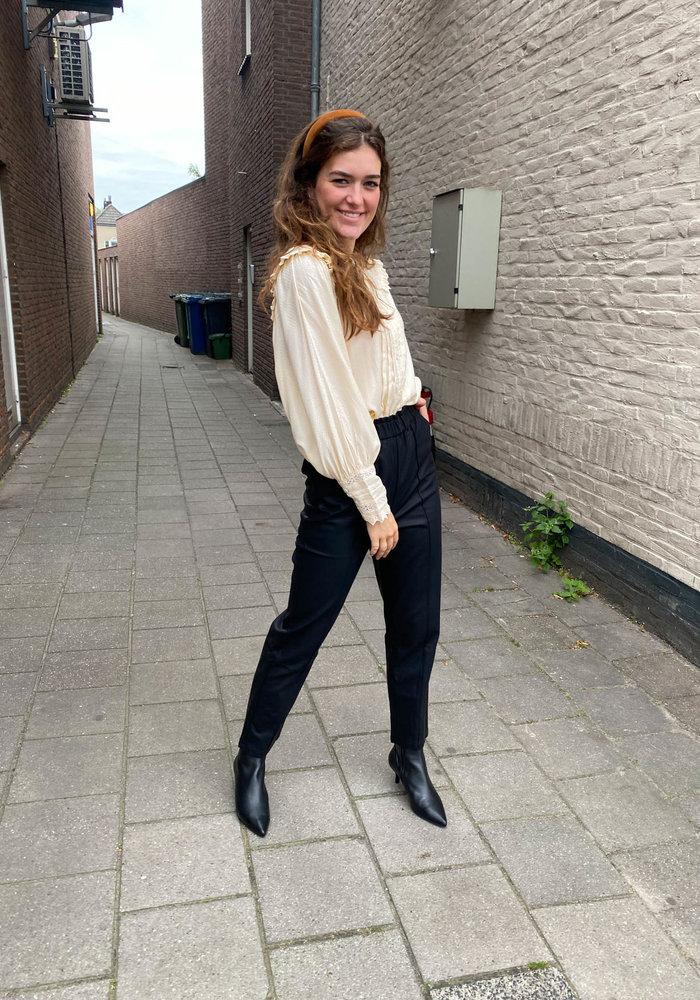 FRNCH - Pantalon Peony Noir