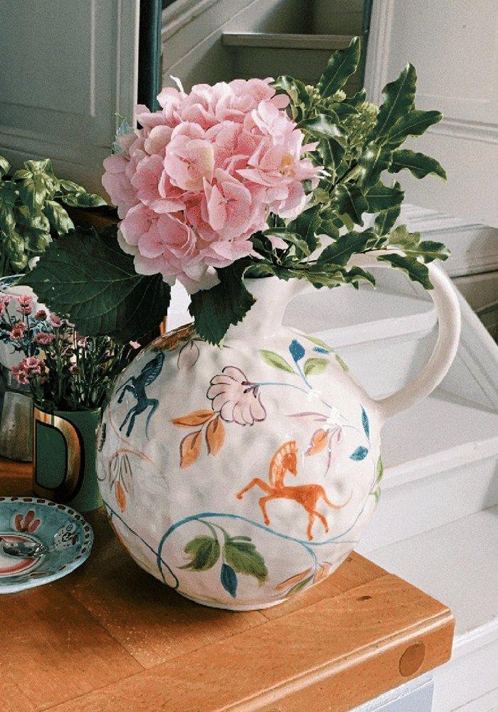 Anna + Nina - Flower Parade Vase