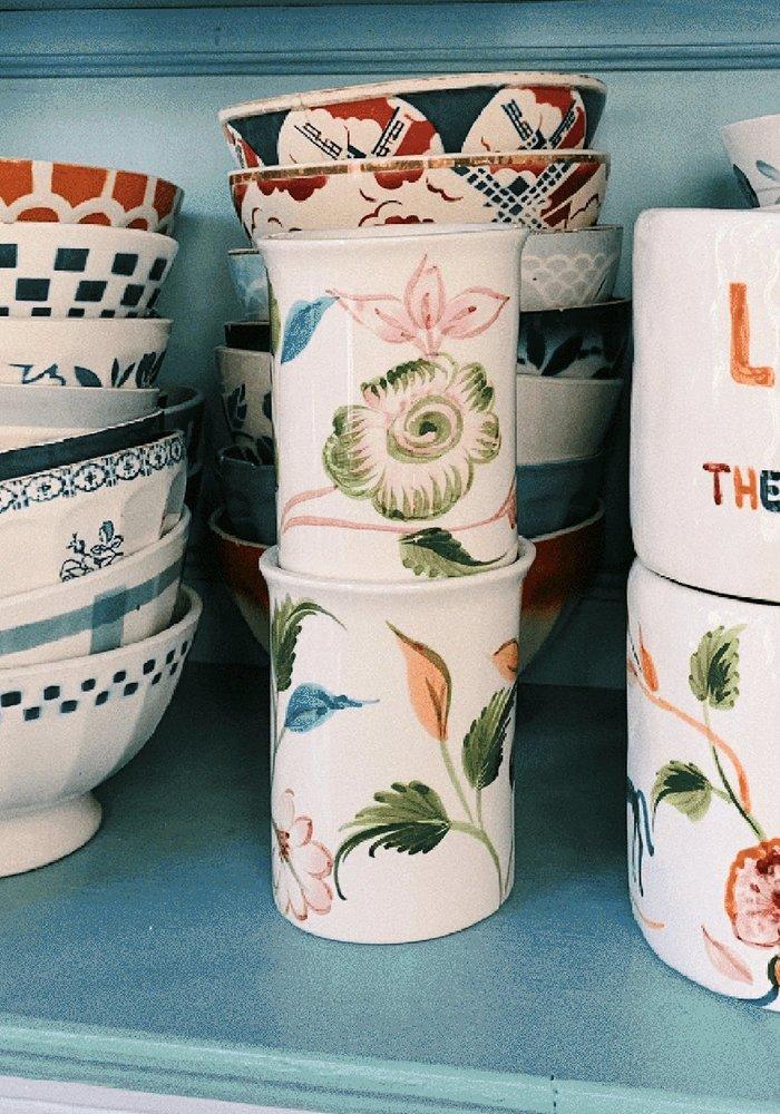 Anna + Nina - Set of 2 Flower Parade Cups