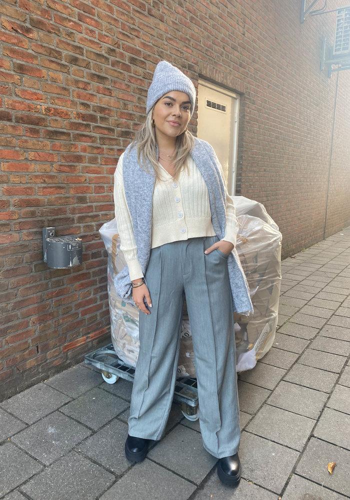 TilTil - Sanne Pants Grey