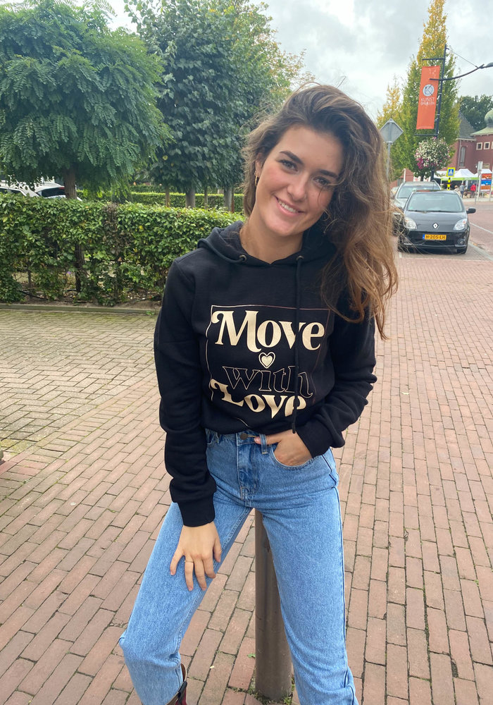 Harper & Yve - Move With Love Hoodie