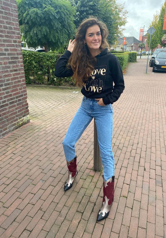 Moves - Idalina Jeans Medium Blue