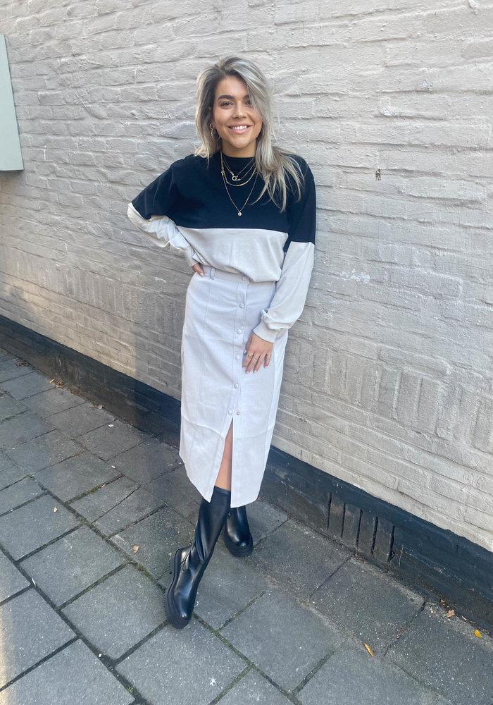 Freebird - Faysa Croc Skirt