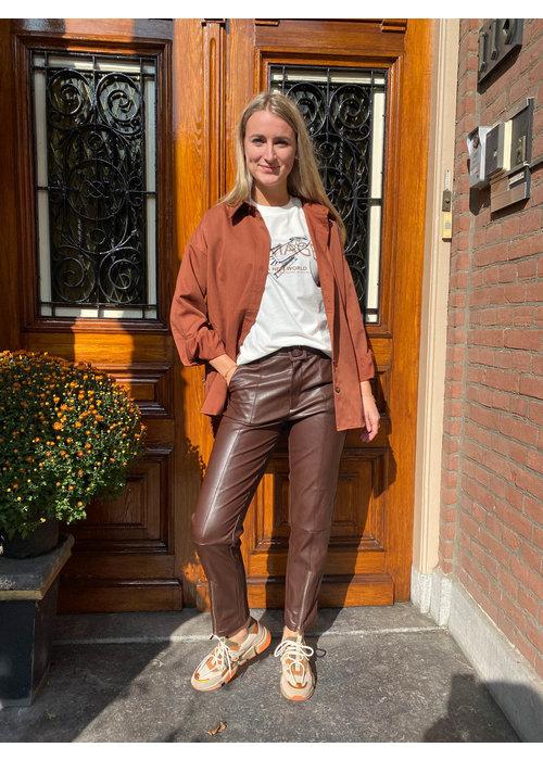 Harper & Yve Harper and Yve - Mara Pants Chocolat