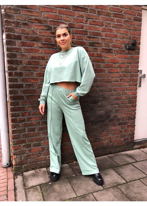 24Colours - Green Pants