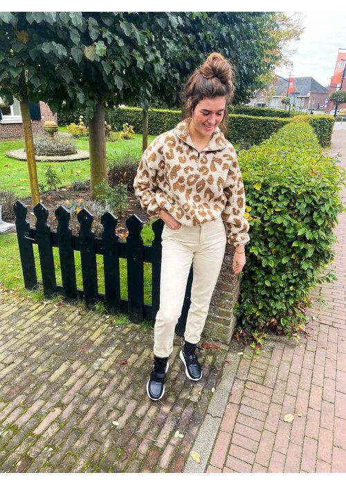 24Colours - Beige jeans