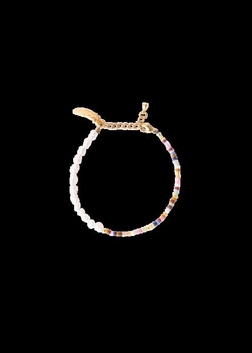 Le veer Le Veer- Pearl Fiesta Bracelet