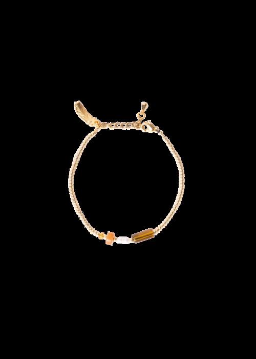 Le veer Le Veer- Nutty Bracelet Gold
