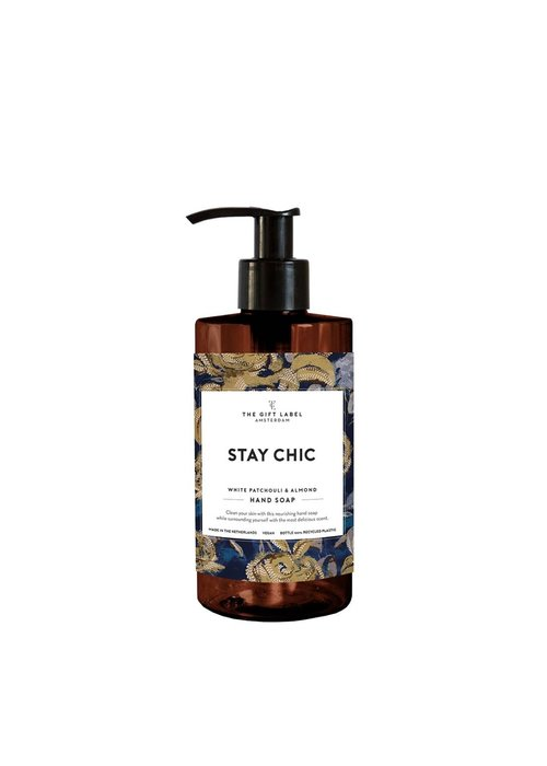 Gift Label -Handsoap 250ml - Stay Chic