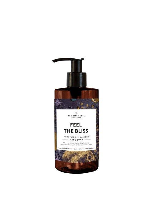 Gift Label -  Hand Soap 250ml- Feel The Bliss