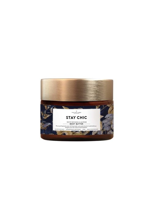 Gift Label - Body Butter 250ml - Stay Chic